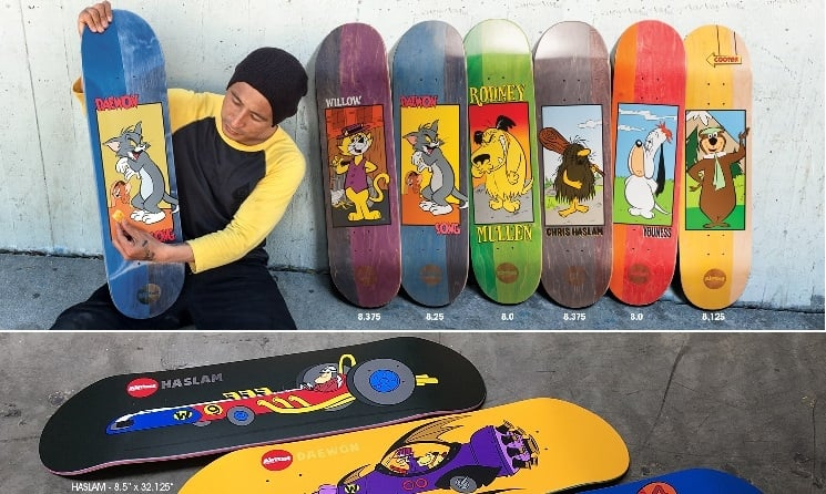Almost Skateboards Shop