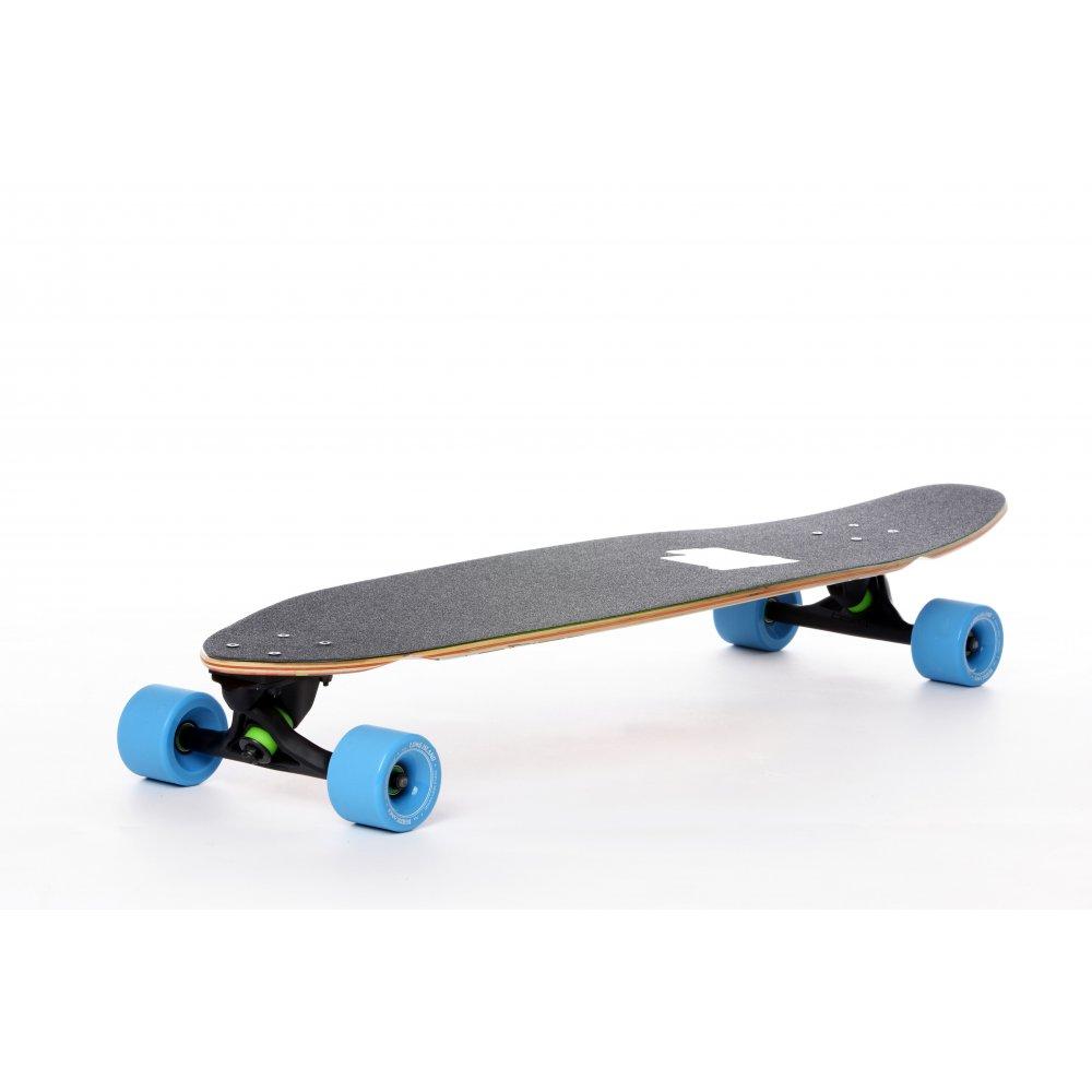 long island skateboard longboard 13a wave kana online. Black Bedroom Furniture Sets. Home Design Ideas