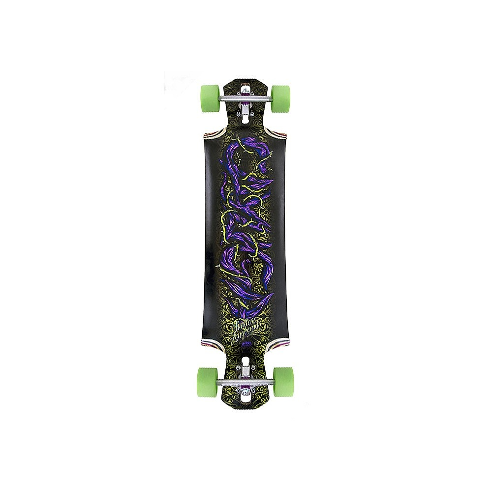mindless longboards komplett longboard voodoo cayuga. Black Bedroom Furniture Sets. Home Design Ideas