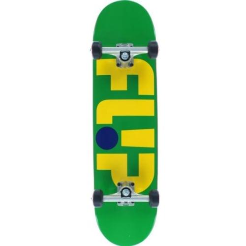 Flip Komplettboard: Odyssey Logo Green 7.88