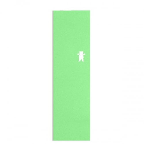 Grizzly Griptape: Clear Cutout Green