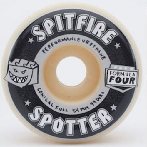 Spitfire Rollen: F4 99D Spotter Conical Full (54 mm)