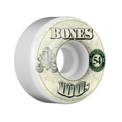 Bones Wheels: OG Formula 100's #11 (54mm)