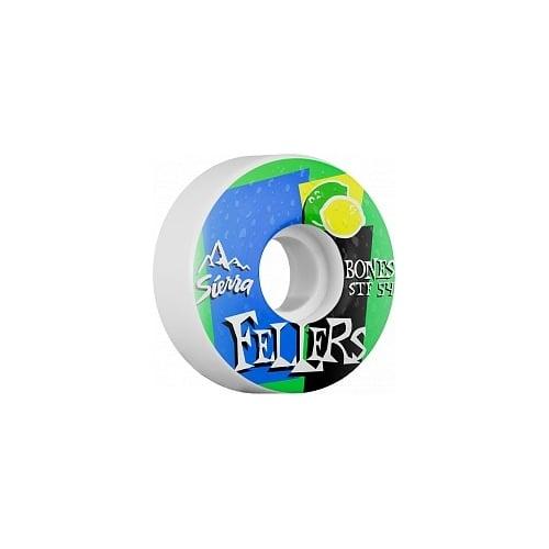 Bones Rollen: STF Pro Fellers Mist V3 (54 mm)