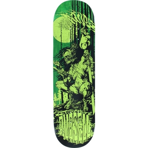 Creature Skateboards Deck: Russell Bestial (Clean Version) Pro 8.6