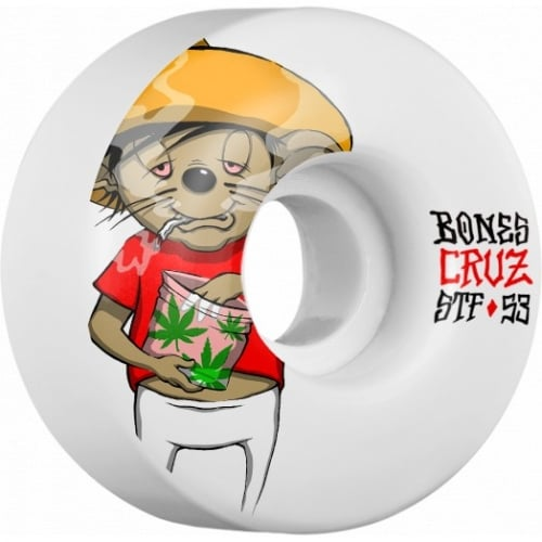 Bones Rollen: STF PRO Cruz Weedy V2 (51 mm)
