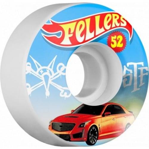 Bones Rollen: STF Fellers Hot Wheel V3 (52 mm)