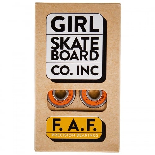 Girl Kugellagers: F.A.F. Bearings