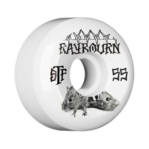Bones Rollen: STF Pro Raybourn Choose (55 mm)