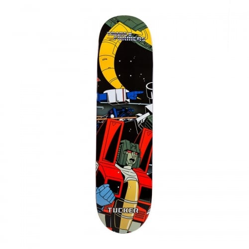 Primitive Deck: Transformers _Tucker 'Starscream' Multi 8.125