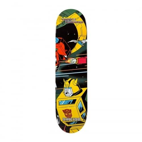 Primitive Deck: Transformers_ Carlos Ribeiro 'Bumblebee' Multi 8.1