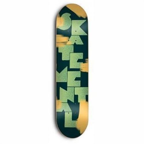 Skate Mental Deck: Logo Stack 2 8.0