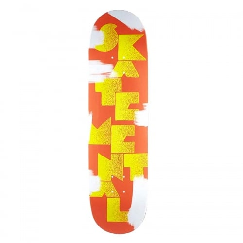 Skate Mental Deck: Logo Stack 3   8.06