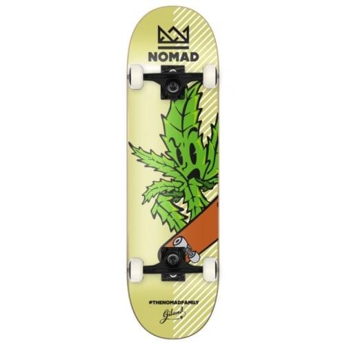 Nomad Komplettboard: Marihuana Complete 8.25