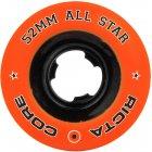 Ricta Rollen: All Star Orange/Black Chrome (52 mm)