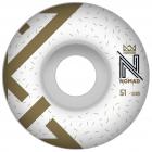 Nomad Rollen: OG Logo White (51 mm)