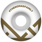 Nomad Rollen: Crown logo Gold (56 mm)