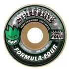 Spitfire Rollen: F4 101 Conical Green Print (52 mm)