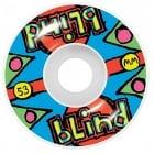 Blind Rollen: Grail Quest Wheel (53 mm)