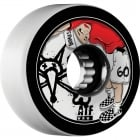 Bones Rollen: ATF Kid White (60 mm)