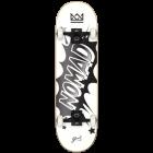 Nomad Komplettboard: Banger Black 8.125