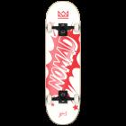 Nomad Komplettboard: Banger Red 7.75