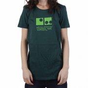 Loreak Mendian Girl T-Shirt: Jon Fine GN, XS