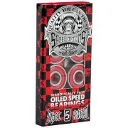 Speed Demons Kugellagers: Abec 5 Red