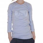 Drunk Munky Girl Tshirt: OG Weld 3/4 NV, S