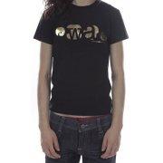Ewan Girl T-Shirt: Básica Oro BK
