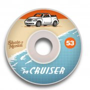 Skate Mental Rollen: PT Cruiser 2 (53 mm)
