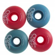 Sweet Rollen: Twins Blue/Red (51 mm)