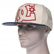 DC Shoes Cap: Ya Heard BG/BL/RD