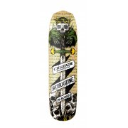 Cruzade Skateboards Deck: King Sword 8.2