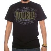 Metal Mulisha T-Shirt: Carve Premium BK
