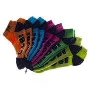 Globe Sockens: Fluro Pack 5 MC
