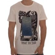 Volcom T-Shirt: Demension  LW SS Egg WH