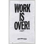 Carhartt Strandtuch: Work Towel WH/BK