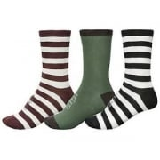 Globe Sockens: Dion Deluxe Sock (Pack 3) MC
