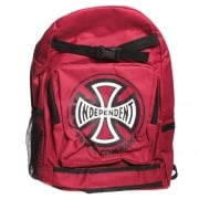 Independent Rucksack: Truck Co Cardinal Red GT