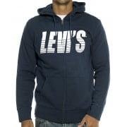 Levi's Levi's Sweatshirt: Graphic Zip Up Hoodie NV