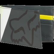 Fox Racing Fox Geldbeutel: Draftr Pinned Wallet PU GR/YL