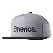 Emerica Cap: Pure Snapback GR