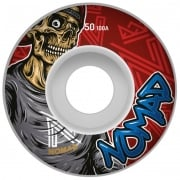 Nomad Rollen: Skull Grey (50 mm)