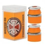 Independent Lenkgummi: Cushions Orange 90A Medium Standard Cylinder