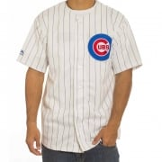 Majestic Hemd: MLB Replica Jersey Cubs WH