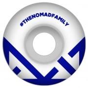 Nomad Rollen: Crown Logo Navy (55 mm)