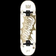 Nomad Komplettboard: Banger Gold 8.25