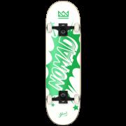 Nomad Komplettboard: Banger Green 8.0