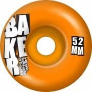 Baker Rollen: Stacked Orange (52 mm)
